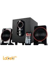 Intex computer multimedia speaker 15+5x2W Black IT-1600U