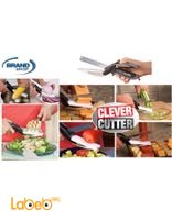 Clever Cutter 2-in-1 Food Chopper Knives and Cutting Boards