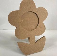 מסגרת תמונה - צורת עץ פרח