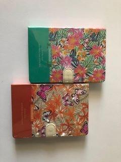 Fashion Notebook, שתי מחברות מעוצבות ואיכותיות לכתיבה יצירתית.