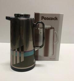 Vacuum Jug, התרמוס האורגינלי תוצרת חברת Peacock, תרמוס הגשה 1 ליטר, שומר חום/קור 24 שעות! מיוצר ביפן