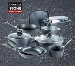 מארז חיסכון, סט 13 חלקים תוצרת חברת Arcosteel.