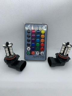 120₪ מנורה 9006 מחליף צבעים