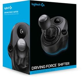 Logitech gear shifter