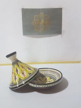 טג'ין מרוקאי להגשה