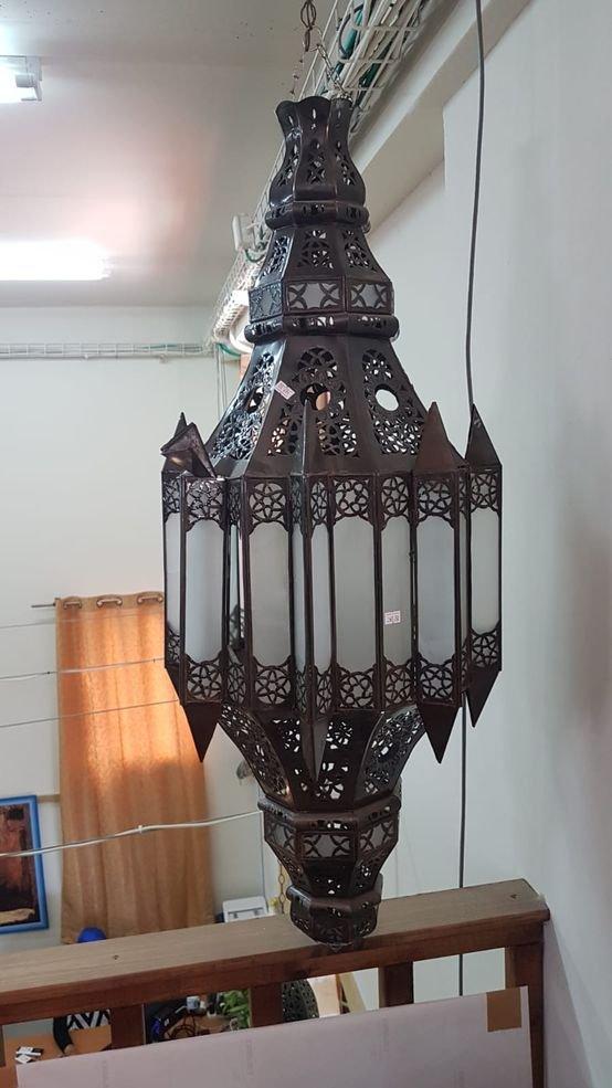 מנורה מרוקאית