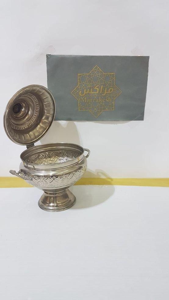 טג'ין /מגש מוכסף מרוקאי