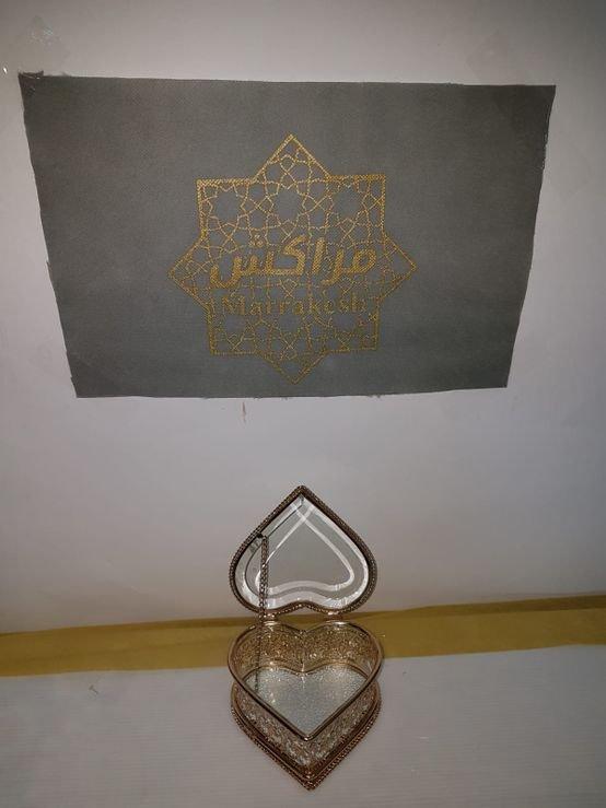 מגש זכוכית