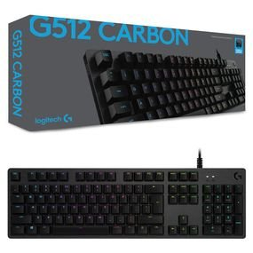 logitech G512 RGB Mechanical Gaming Keyboard