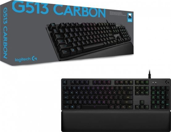 logitech G513 RGB Mechanical Gaming Keyboard