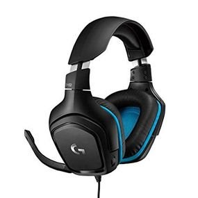 logitech G432 7.1 Surround Gaming Headset