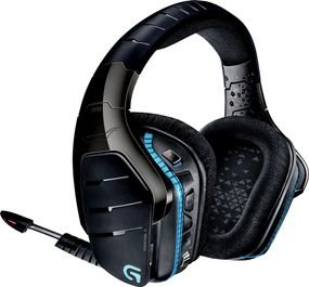 logitech G933 WIRELESS 7.1 Surround Gaming Headset