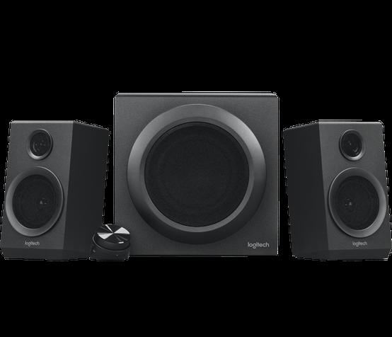 logitech Z333 80W 2.1 Surround Sound