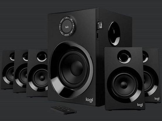 logitech Z607 160W 5.1 Bluetooth Surround Sound