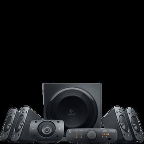 logitech Z906 1000W Wireless 5.1 Surround Sound
