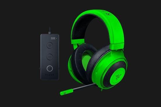 RAZER KRAKEN Tournament Edition 7.1 Surround Sound Headset