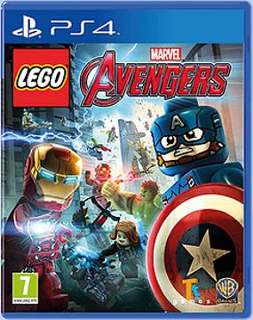 PS4 LEGO AVENGERS