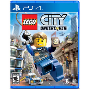 PS4 LEGO CITY UNDERCOVER