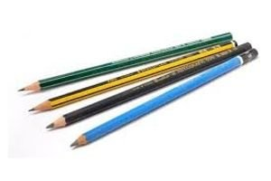 עפרון HP + מחק Yalong