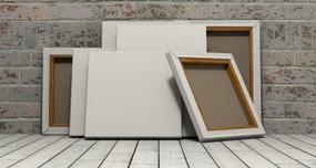 פוסטר בד קנבס 5 חלקים ,מתוח על מסגרת עץ. CAN005 הדפסה באיכות פוטו.