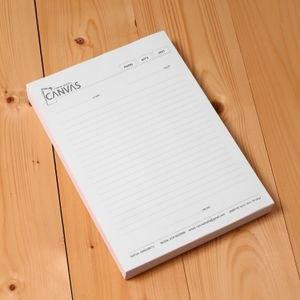 נייר פירמה (דפי לוגו) הדפסה בשחור נייר 80 גרם