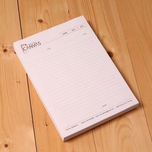 נייר פירמה (דפי לוגו) A4 ,הדפסה צבעונית ב אופסט, נייר 80 גרם.