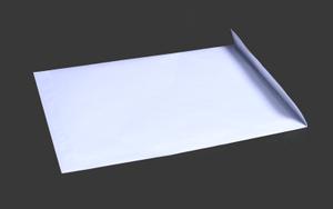 """מעטפות גודל  34/24 ס""""מ. הדפסה צבע אחד אופסט איכותי."""