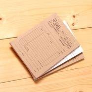 פנקסי קבלה / חשבונית / הזמנה / תעודת משלוח - גודל A5.