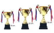 """גביע אליפות.. מעמד הוקרה עם הדפסת תמונה או טקסט. אורך 19 ס""""מ."""