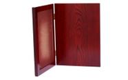 מגן הוקרה מעוצב מעץ איכותי ביותר לשולחן עם רגלית  או לתלייה דגם 448..