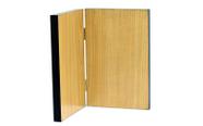 מגן הוקרה מעוצב מעץ איכותי ביותר לשולחן עם רגלית  או לתלייה דגם 451..