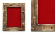 מגן הוקרה מעוצב מיוצר מעץ זית עבודת יד איכותי ביותר..