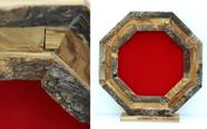 מגן הוקרה מעוצב מעץ זית עבודת יד איכותי ביותר דגם 494..