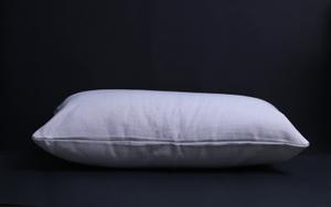 """כרית מלבן איכותית מאד, מיוצרת מבד קנבס עם הדפסת תמנה גודל 60*30 ס""""מ.."""