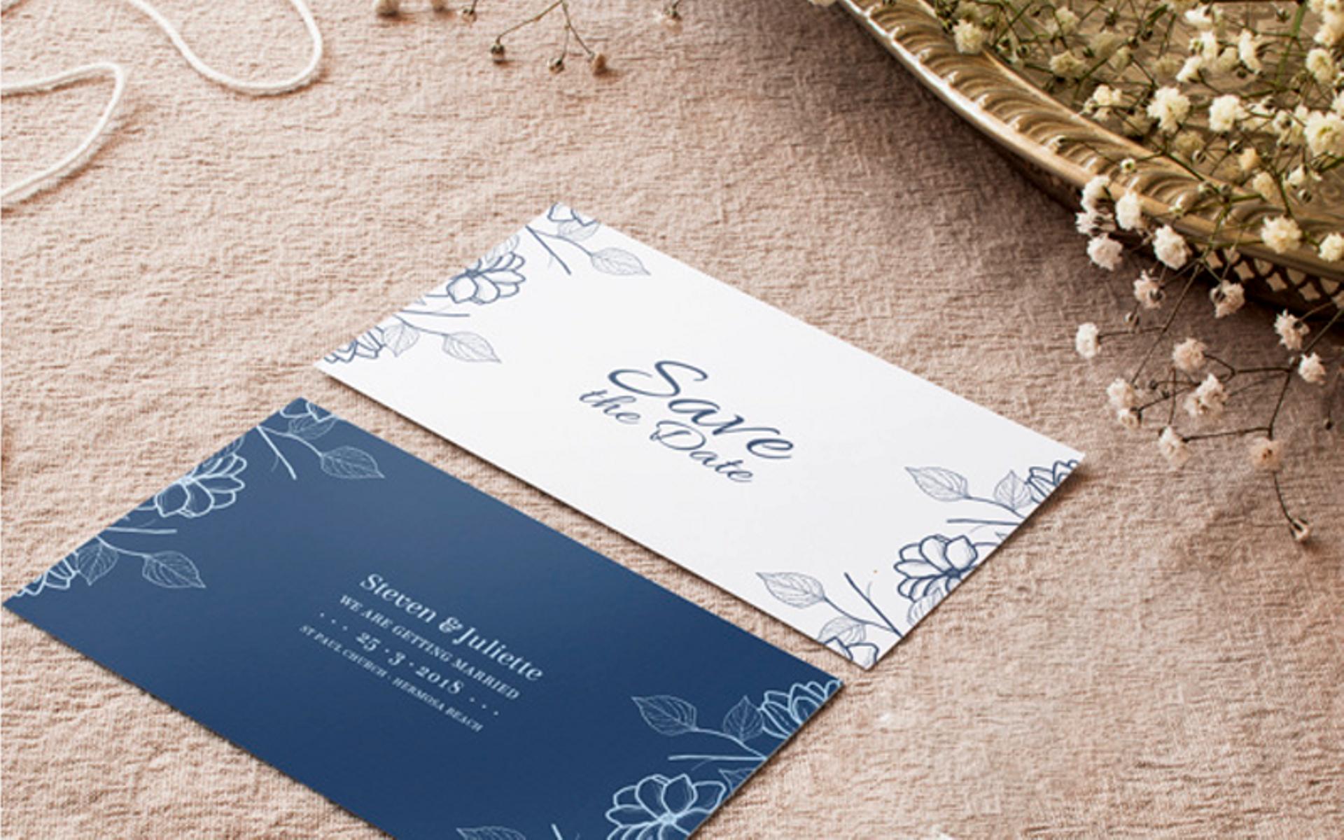 """=הזמנות לאירועים הדפסה צבעונית דו""""צ, נייר קרטון פניה מיוחד לבן/זהב.."""