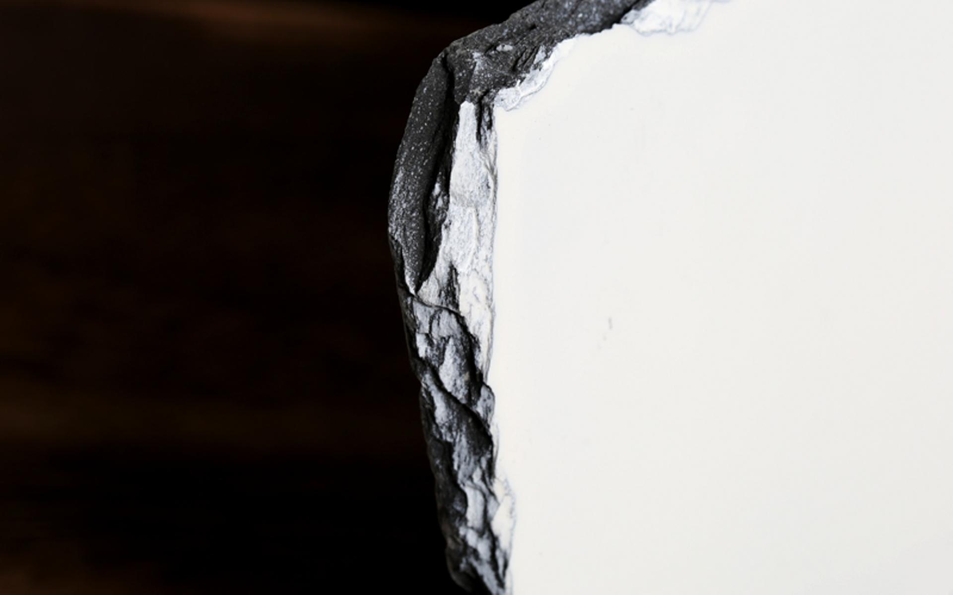 """מגן איכותי מאבן בזלת יוקרתי  עם תמונה באיכות פוטו גודל 11*21 ס""""מ!"""