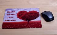 משטח לעכבר עם הדפסת תמונה אישית איכותית!