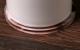 """תחתית פרספקס עגולה לספל קוטר 9 ס""""מ , הדפסה ישירה UV עם תמונה איכותית ע"""