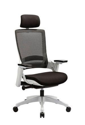 כסא מנהלים גבוה בד רשת