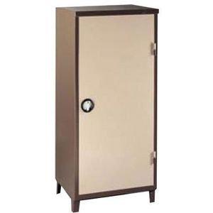 ארון מתכת עם דלת נמוכה למשרד דגם 701