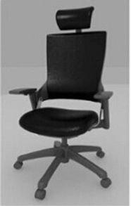 כסא מנהלים גבוה דמוי עור