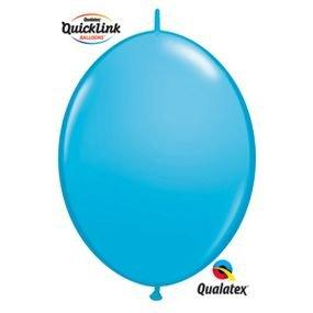 بالون ربط q6 سماوي  50 قطعه