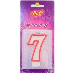 شمع رقم 7