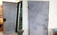 הדפסה על דלתות כניסה וחדרים בבית או במשרד , הדפסה ישירה או הדבקה.