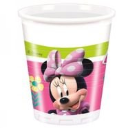 """כוסות פלסטיק 200 מ""""ל מיני"""