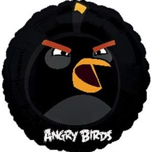 """بالون 18"""" الطيور الغاضبة"""