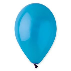 בלון 10  כחול בהיר 09