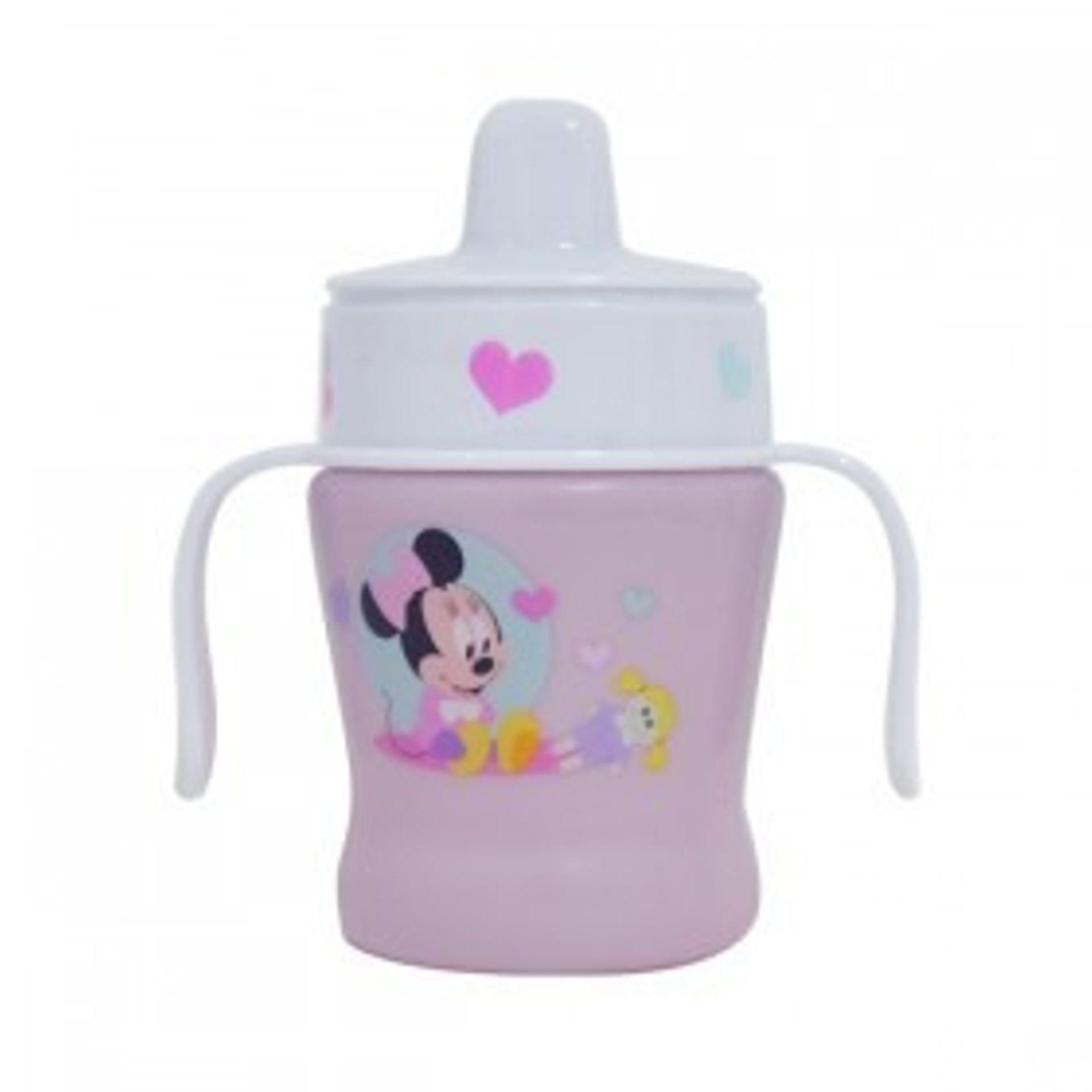 كأس للطفل مع يدين ميني