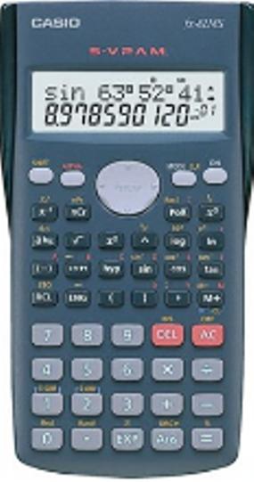 מחשבון מדעי קסיו fx-82ms