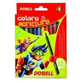 צבעי טוש ( 12 עטים )
